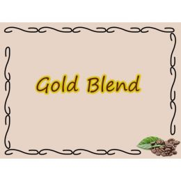 """Gold"" Harman Kahve / Coffee Blend"
