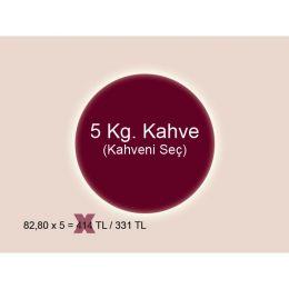 5 Kg. Kahve HoReCa Paketi
