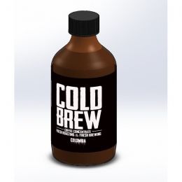 Cold Brew Coffee 300 Ml. 9 Saat Damıtma