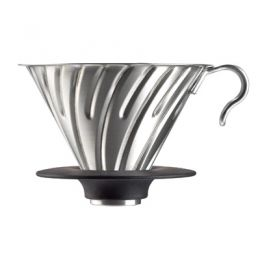 Hario V60 - 02 Stainless Metal