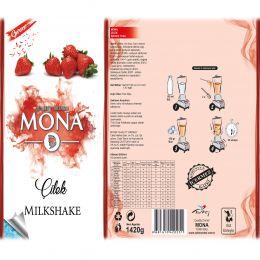 Mona Gurme Çilek Meyve Taneli Smoothie