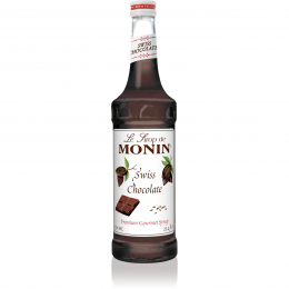 Monin Şurup Swiss Chocolate
