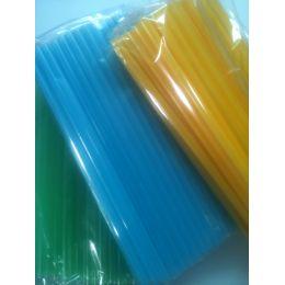 Pipet Paket Kalın Renkli 100 Adet