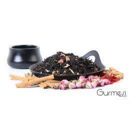 Rose Almond Diamond Siyah Çay