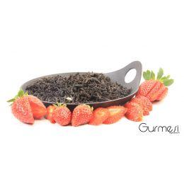 Strawberry Creme Siyah Çay