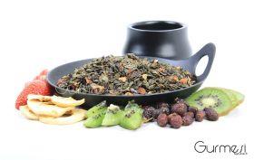 Jasmine Fruits Harmony Yeşil Çay