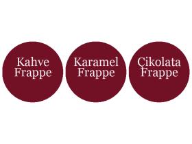 3'lü Frappe Deneme Paketi