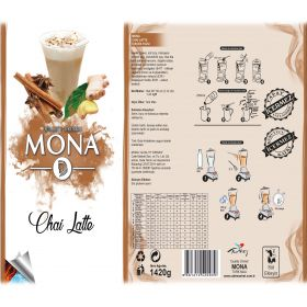 Mona Chai Latte