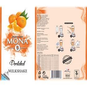 Mona Portakal Smoothie