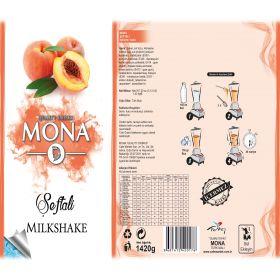 Mona Şeftali Smoothie